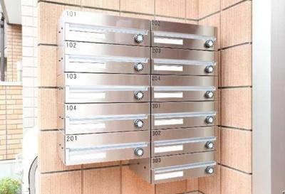 【その他共用部分】サクラヴィレッジ ネット無料 バストイレ別 オートロック