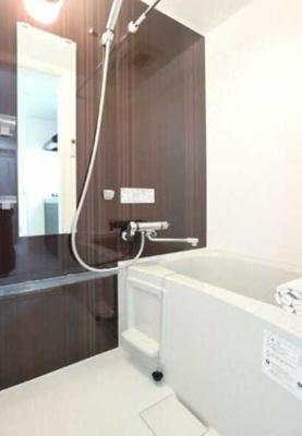 【浴室】サクラヴィレッジ ネット無料 バストイレ別 オートロック