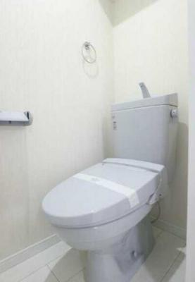 【トイレ】サクラヴィレッジ ネット無料 バストイレ別 オートロック