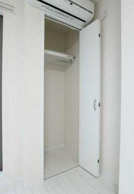 【収納】サクラヴィレッジ ネット無料 バストイレ別 オートロック