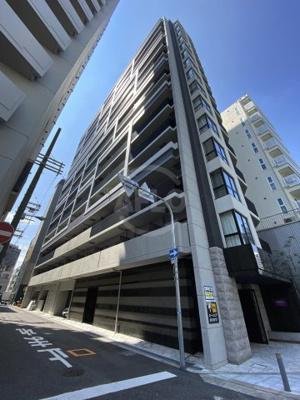 S-RESIDENCE南堀江 外観