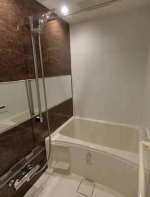 トーア飛鳥山マンションのお風呂です。