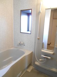 【浴室】ブルーミングハイツ