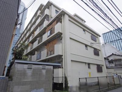 【外観】新宿ローヤルコーポ