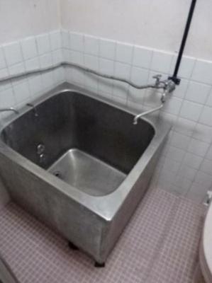 【浴室】新宿ローヤルコーポ