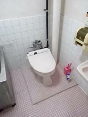 【トイレ】新宿ローヤルコーポ