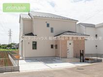 並列P2台可 WIC 住宅性能評価付 花見川区長作町 全2棟 1号棟の画像