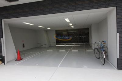 【駐車場】アクセリス大阪福島