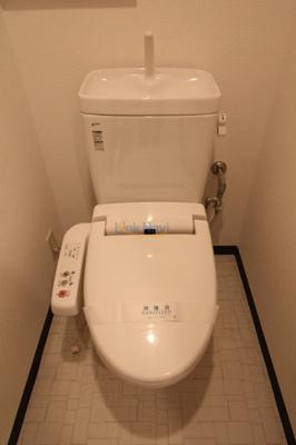 【トイレ】ルクレ内久宝寺