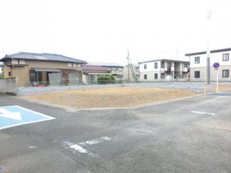 【外観】鴻巣市稲荷町の売地 A区画