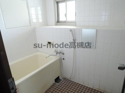 【浴室】マンションサンプラザ1
