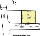 鴻巣市稲荷町の売地 B区画の画像