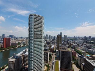 29階からの眺望です!