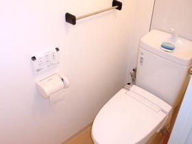 【トイレ】フラッツ景丘