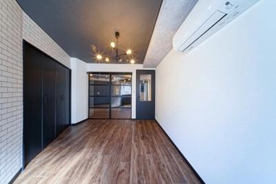 シャトレー渋谷の洋室です。