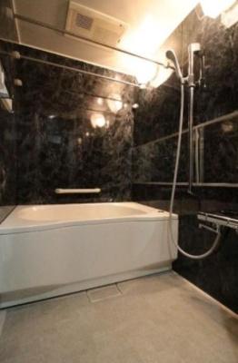 シャトレー渋谷のお風呂です。