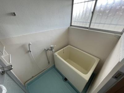 【浴室】ハイツ白雅