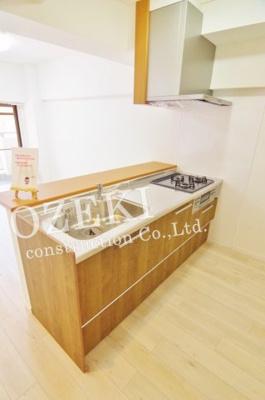 【キッチン】Comodo Stanza
