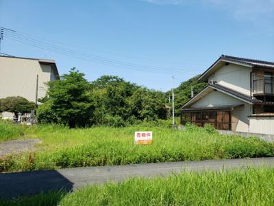 【外観】鳥取市気高町宝木土地④