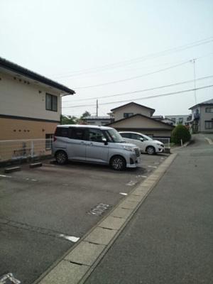 【駐車場】ジュネス・ソシア