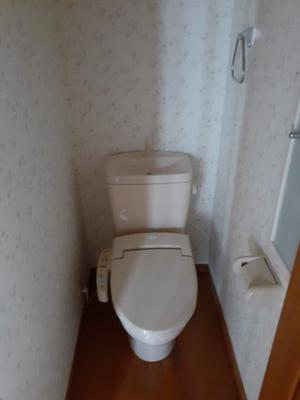 【トイレ】撫子ハイム