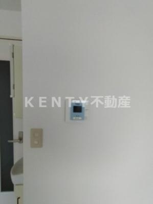 【セキュリティ】ブルーム三松久が原駅前館