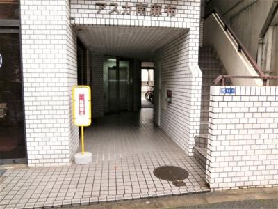 【エントランス】アスカ南麻布