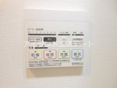 【設備】レジディア三軒茶屋Ⅲ 築浅 ファミリー向け賃貸 独立洗面台