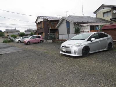 【駐車場】冨田マンション B棟