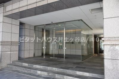 【エントランス】シティタワー横濱