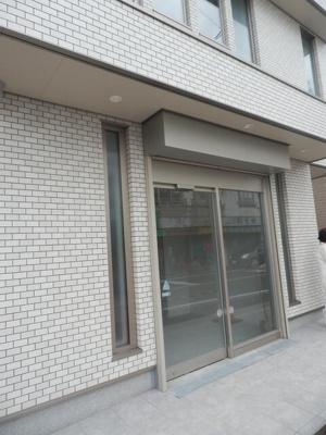 【玄関】京成稲毛駅前店舗・事務所