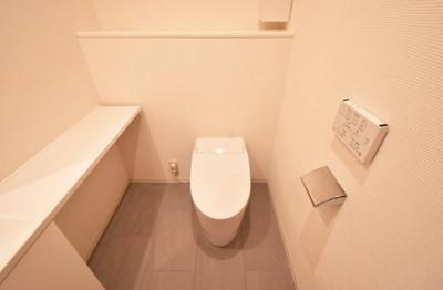 ベイサイドステージ東京のトイレです。