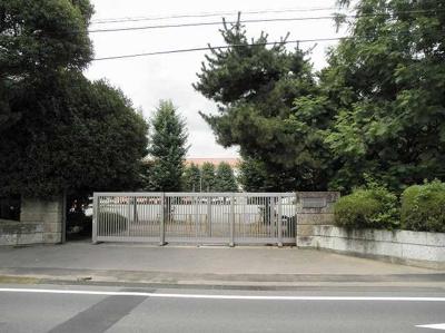薮塚小学校まで1100m