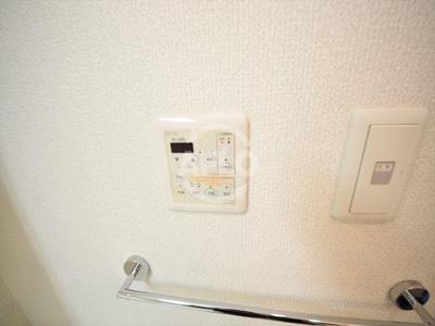 エグゼレジデンスタワー 浴室暖房乾燥機