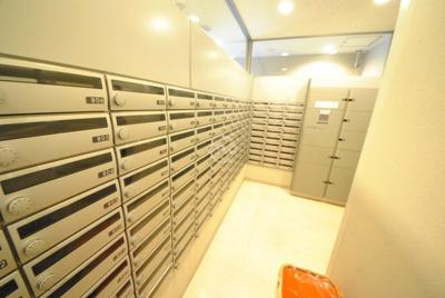 エグゼレジデンスタワー メールボックス