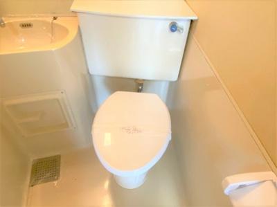 【トイレ】クレインズマンション