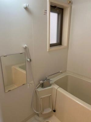 【浴室】ヴィレッジ・F