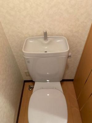 【トイレ】ヴィレッジ・F