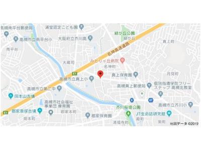 【地図】ラシュレ (株)Roots