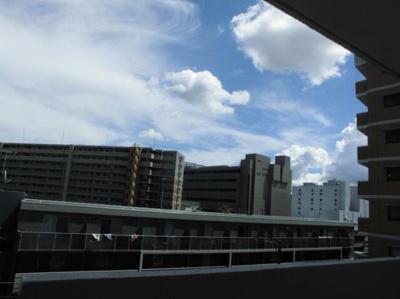 【展望】東神奈川グリーンマンション