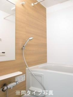 【浴室】プリティーリファインド ビラⅡ
