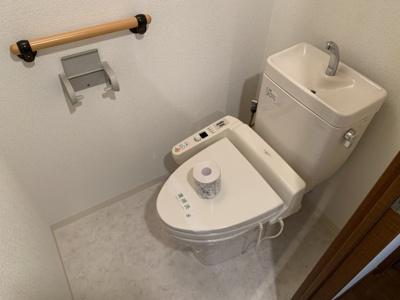 【トイレ】ローレルトアスクエア