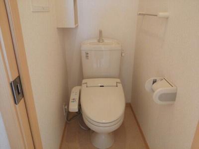 【トイレ】ソラティーオ