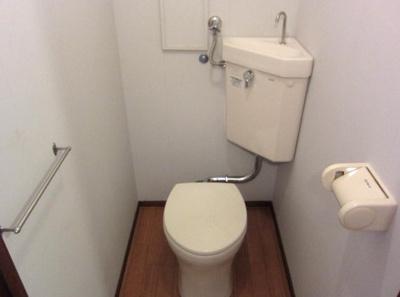 【トイレ】冬木コーポラス