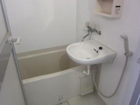【浴室】冬木コーポラス