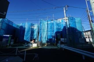【外観】北区盆栽町 新築戸建