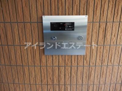 【セキュリティ】ユーストリア駒沢 駅近 2人入居おすすめ 1Fスーパー