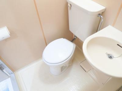 【トイレ】日神パレステージ市川