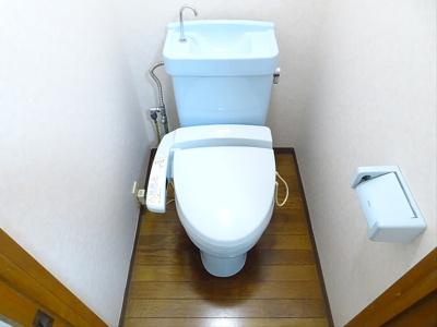 【トイレ】レジデンス松原