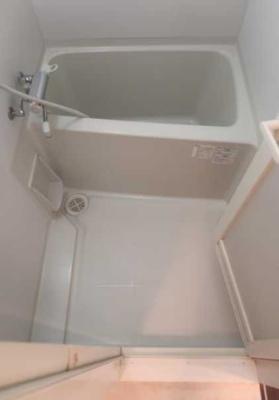 【浴室】ル・リオン三軒茶屋Ⅱ ペット可 駅近 オートロック 独立洗面台